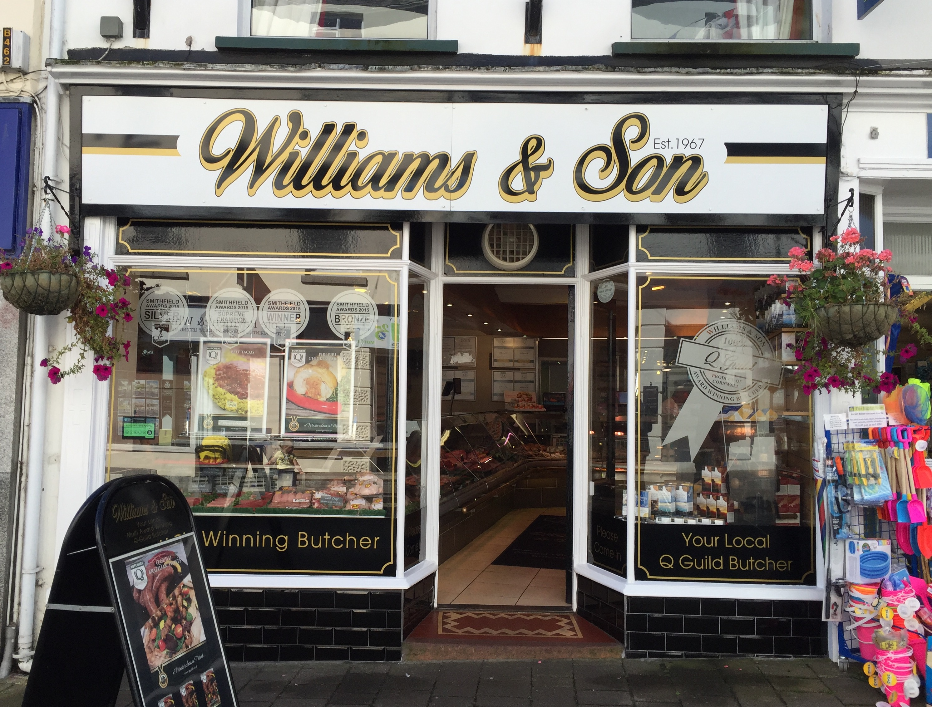 Williams Butchers Wadebridge
