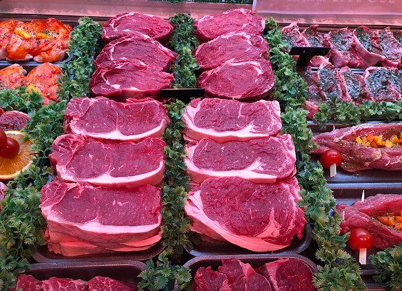 4 x Sirloin Steaks