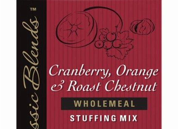 Cranberry, Orange & Roast Chestnut Stuffing