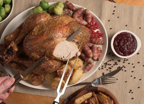 Farm Fresh Bronze Cornish Turkey