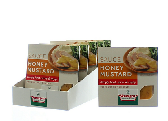Honey & Mustard Microwave Sauce