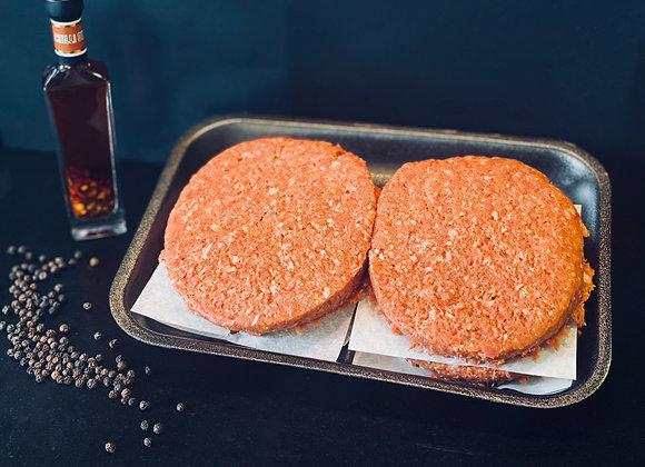 9oz 'Beast from the East' Steak Burgers - 4 pack