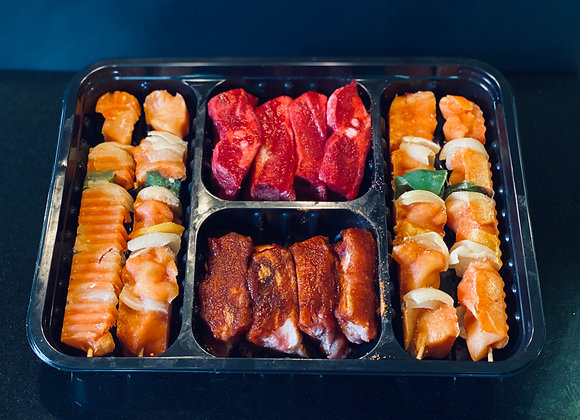 'The Mid-Weeker' BBQ Pack