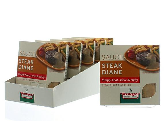 Steak Diane Microwave Sauce