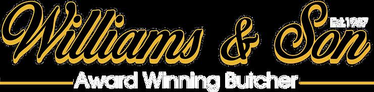 Williams & Son logo No BG White.png