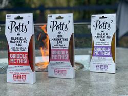 Potts Sauces