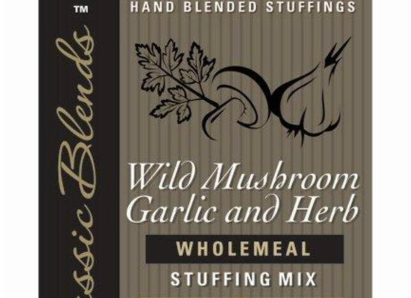 Wild Mushroom, Garlic & Herb Stuffing