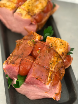 Mediterranean Pork Loin