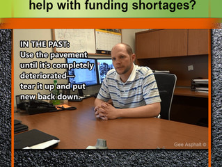 How does Gee and GSB-88® help with funding shortages?