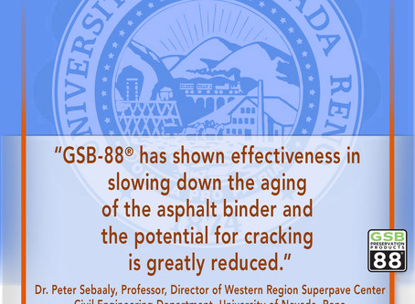 GSB® Performance Stands the Test of Time!