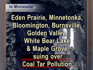 Costly Clean-up of Coal Tar in Minnesota