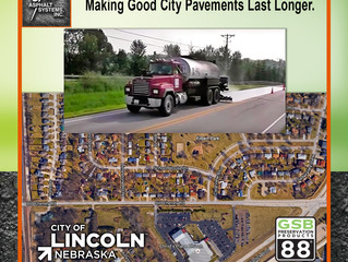 Lincoln, NE tests GSB®