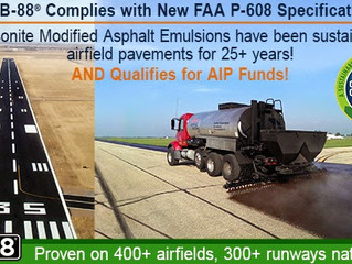 """FAA revised """"P"""" Specifications Listing"""