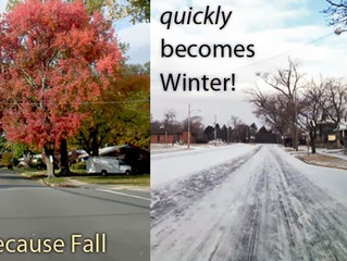 Will Your Roads be Ready for Winter?