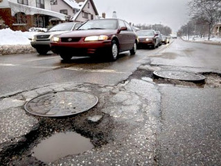 The Pothole Epidemic