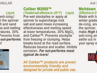 Find the best Ice Prevention solutions for Your needs!