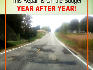 Are recurring repairs a budget nightmare for 2016?