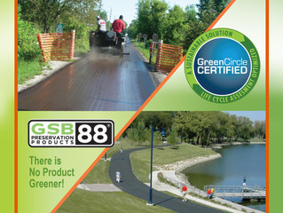Trails: Save 10x Over the Cost of 1 Asphalt Overlay!