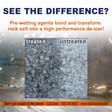 ICE PREVENTION: Pre-wetting stockpiles saves money!