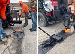 Pothole Asphalt Preservation