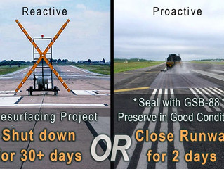 Is your runway maintenance strategy costing you money?