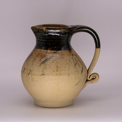 Ash washed jug