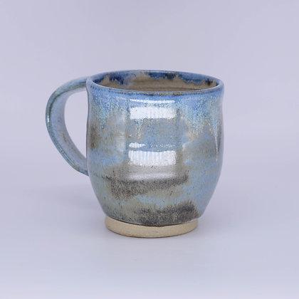 Blue-green mug