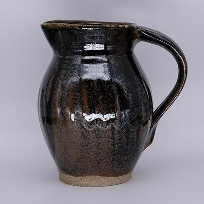 Medium size brown jug