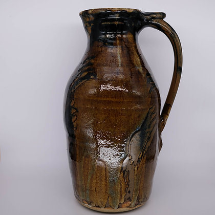 Extra large brown jug
