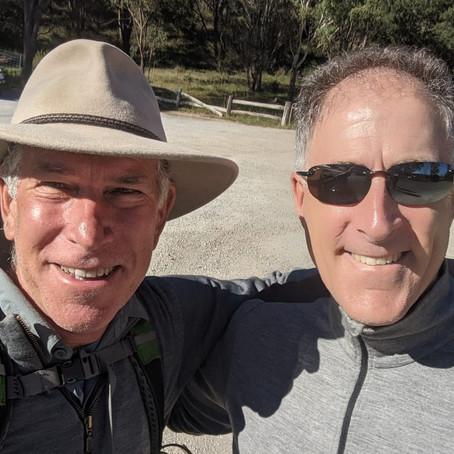 Day 23: Hartley to Blackheath via the dreaded climb to Mt Victoria