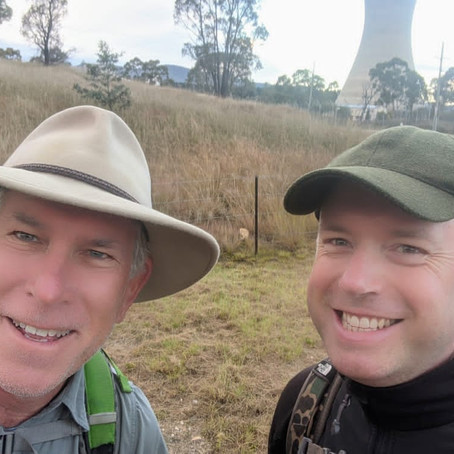Day 20: 15kms, The Wang to Lithgow