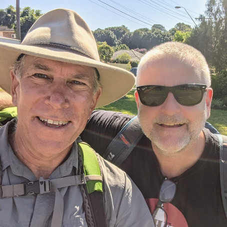 Day 29: Rooty Hill to Parramatta, 20kms
