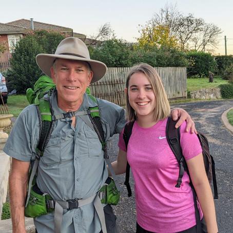 Day 18: 27 km Bathurst to Yetholme