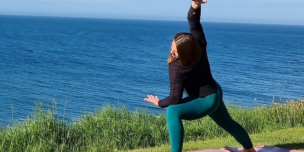 Outdoors Yoga and Coffee in Howth