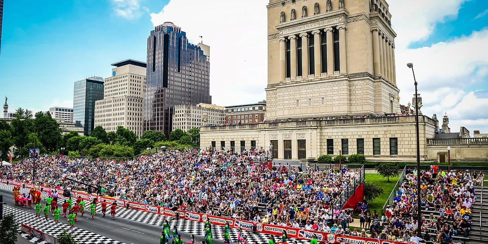 Indy 500 Parade Tickets
