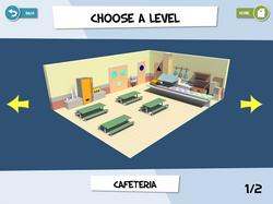 Choose custom environments
