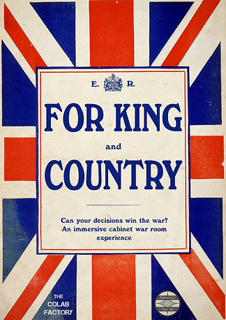 For King & Country Aged 2.jpg