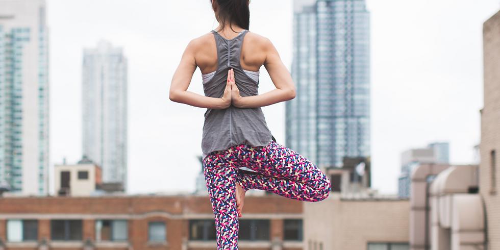 Yoga adapté virtuel avec Pascale Leblanc