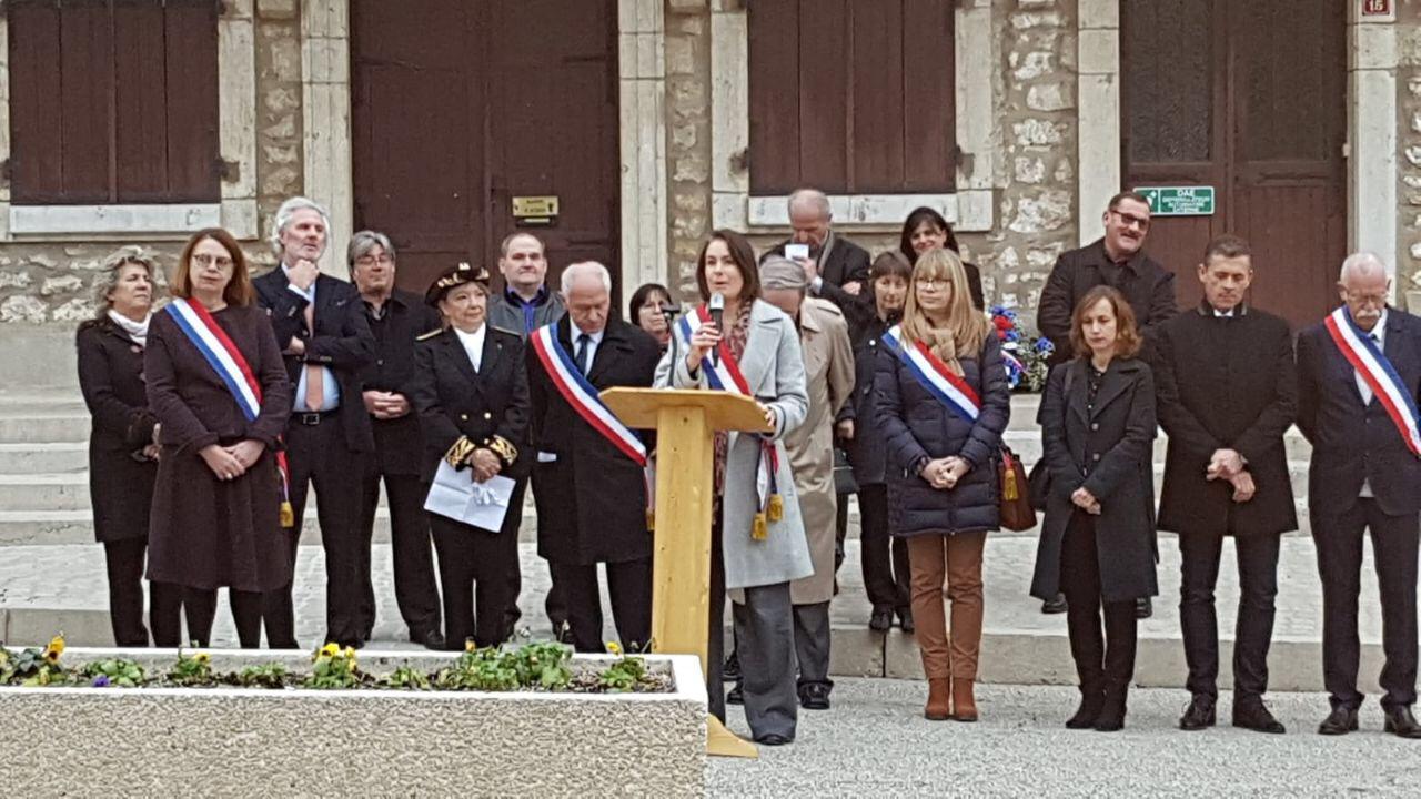 Centenaire du monument aux morts