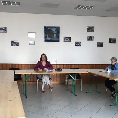 Échanges avec des nouveaux maires élus - Bugey Sud