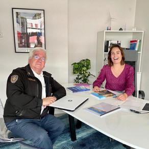 Rencontre avec Jean-Paul Morel de Swiss Air