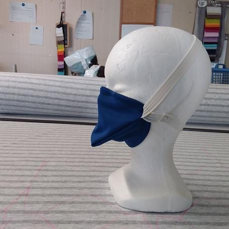 L'association Vêt'cœur réalise des masques