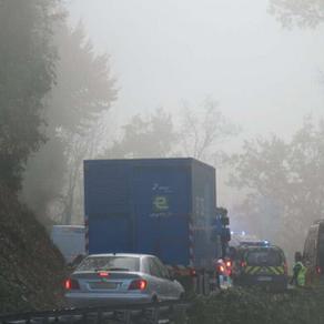 Trafic et accidents à Léaz : le casse-tête de la route des frontaliers