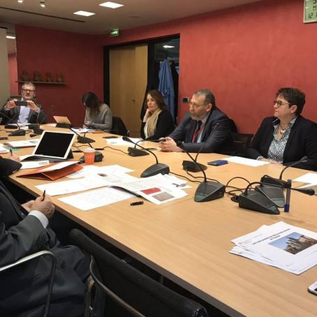 Rencontre avec l'ambassadrice Livia Leu sur les initiatives populaires suisses