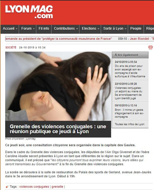 Article de presse LyonMag.com