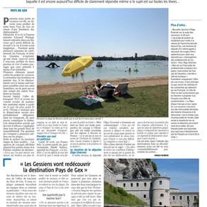 Pays Gessien : Pouvez-vous espérer partir en vacances cet été ?