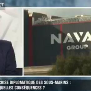Crise diplomatique des sous marins : quelles conséquences ? En direct sur LCP