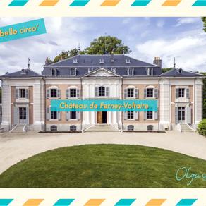 À la découverte du château de Ferney Voltaire