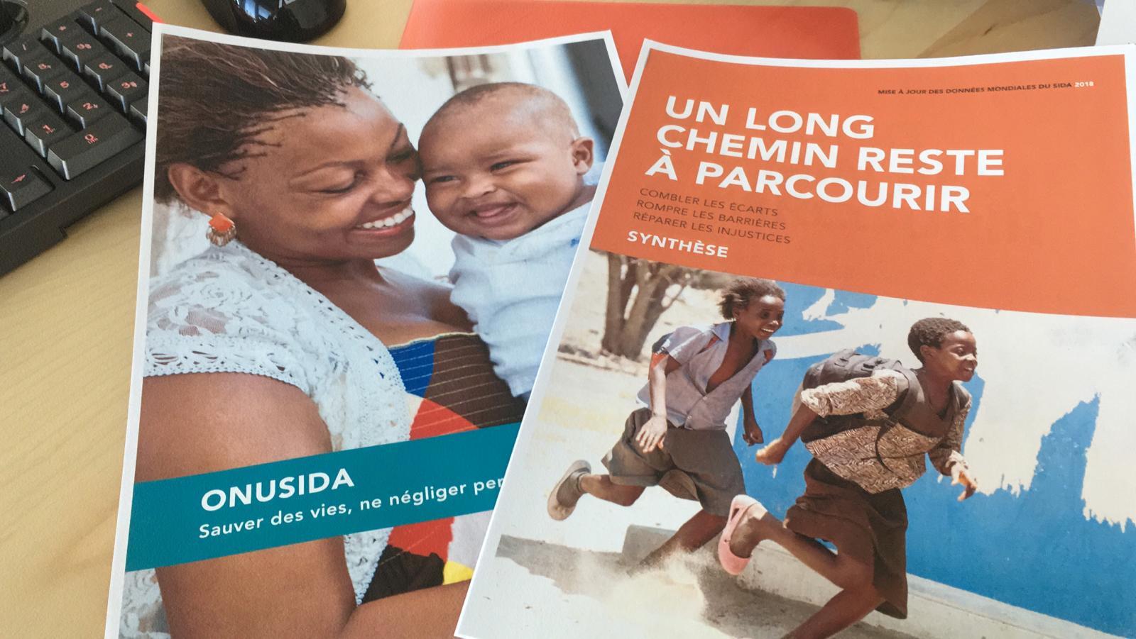 Rencontre avec l'UNAIDS