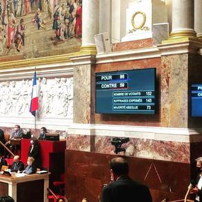 Adoption de la proposition de loi visant à renforcer le droit à l'IVG